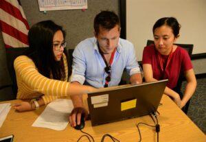 Allen Chi Entrepreneurship Abroad Internship